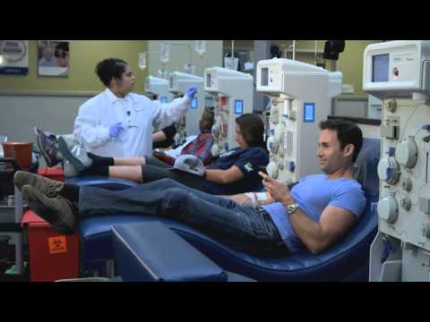 Grifols - Plasma Donor To Patient
