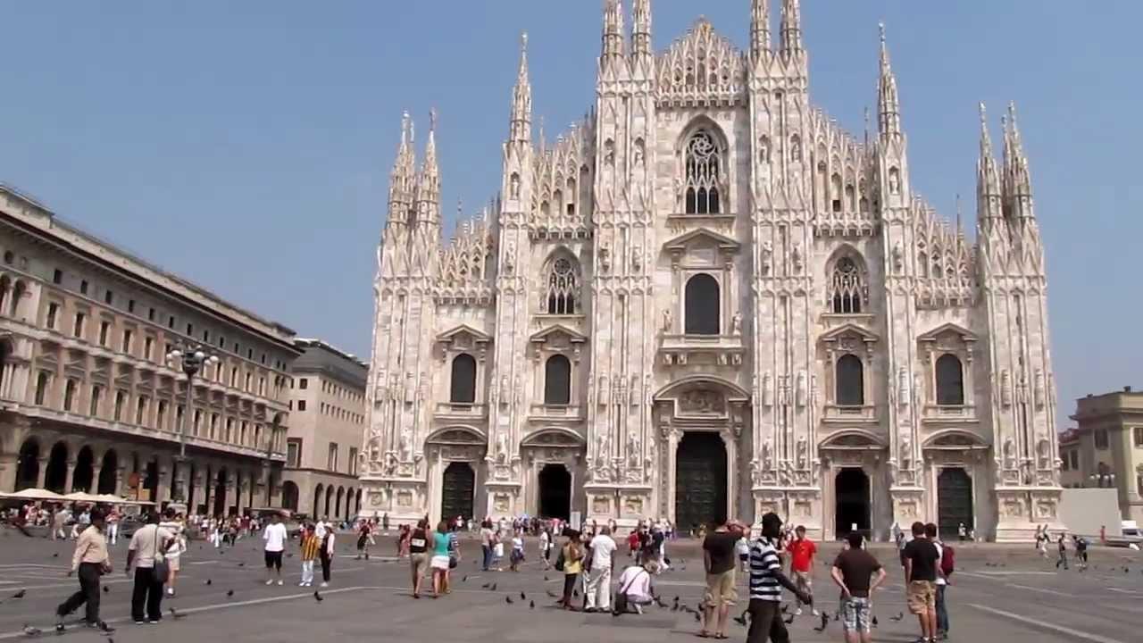 biserica din milano