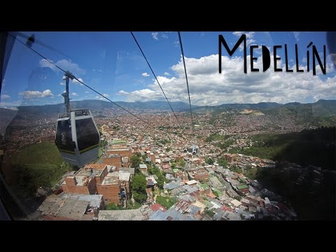 Medellín - Colombia Tour 2016