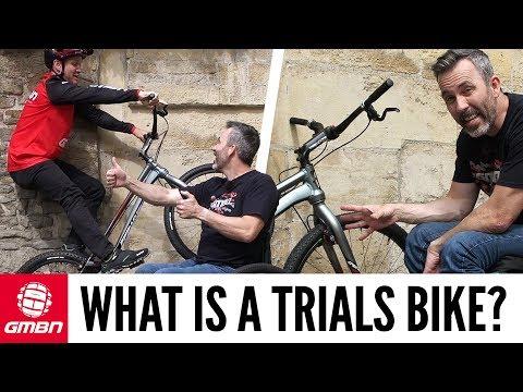 What Is A Trials Bike | MTB Trials