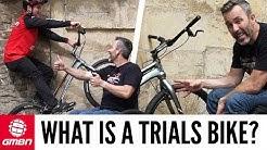 What Is A Trials Bike   MTB Trials