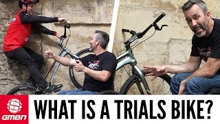 What Is A Trials Bike | MTB Trials