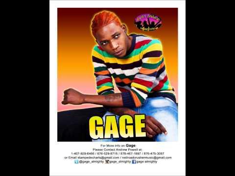 GAGE - THROAT [RAW]  2014 @DjRaj_roses