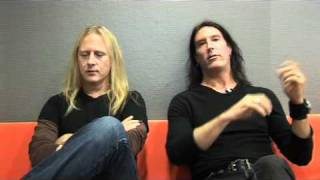 Interview Alice In Chains - Jerry Cantrell and Sean Kinney (part 4)