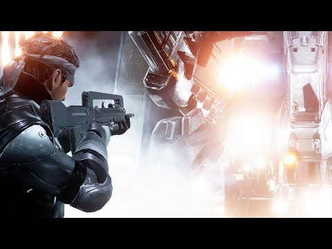 DUDE! A FAN recreated METAL GEAR SOLID in UNREAL ENGINE 4! And it is AMAZING!