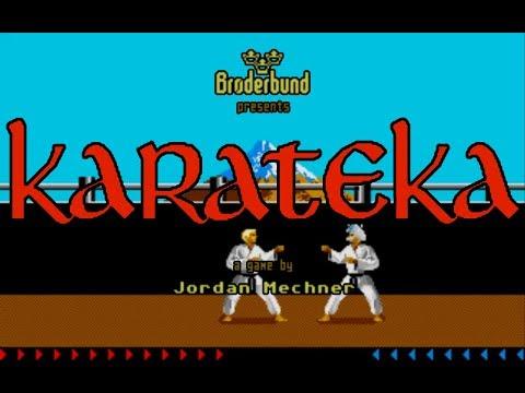 Karateka sur Atari ST - Le premier gros jeu de Jordan Mechner - Playthrough