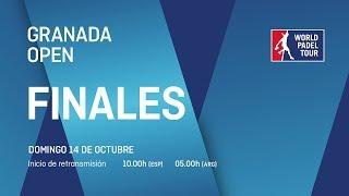 Finales - Granada Open 2018 - World Padel Tour