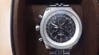 Швейцарские часы стоимостью 11 тысяч евро(, 2017-09-29T11:53:15.000Z)