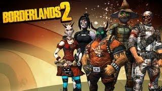 Borderlands 2 Madness Skin Packs