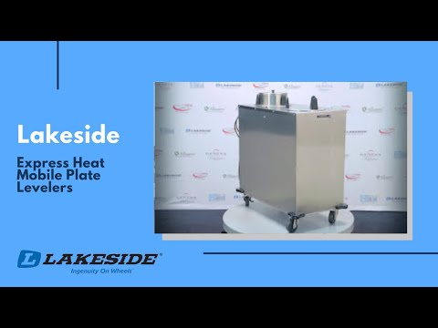 Lakeside - Express Heat™ Mobile Plate Levelers