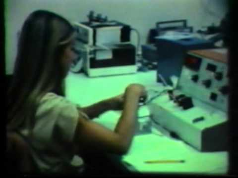 Electronics Industry Hazards 1979 Working For Your Life LOHP