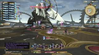 FFXIV - Alexander Prime (blm view)