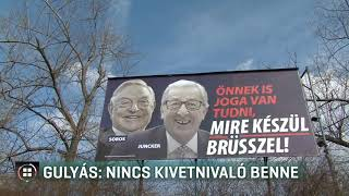 Gulyás: Nincs kivetnivaló a populistákat bíráló beszédben 19-11-21
