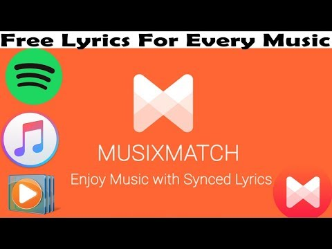 Free Lyrics For Every Music On Musixmatch In PC (In All Language Explicit ) - By Behind Facts
