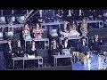 BTS, BLACKPINK Reaction to HWASA, MAMAMOO 마마무 화사 무대보는 방탄소년단, 블랙핑크 4K 직캠 by 비몽