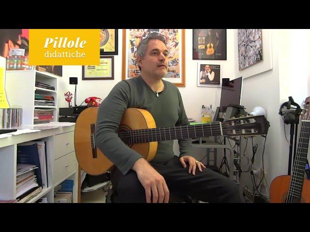 Stretching e rilassamento muscolare sulla chitarra classica - Gabriele Curciotti | Salvador Cortez
