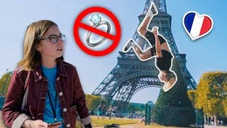 SHE REJECTED ME IN PARIS!  (PART 1)