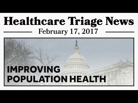 Image result for Healthcare Triage News: Good News! We Can Have Successes in Population Health!