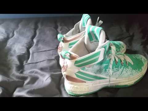 Derrick Rose Christmas Shoes 2016.D Rose Christmas Shoes