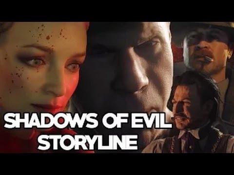 COD BO3: L'histoire de Shadows of Evil Zombies! (Shadow Man, Apothicons)