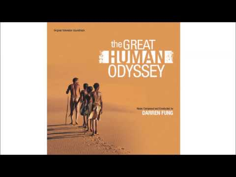 The Great Human Odyssey FULL SOUNDTRACK OST Official By Darren Fung