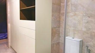 Шкаф в ванную на заказ(, 2016-11-03T15:38:49.000Z)