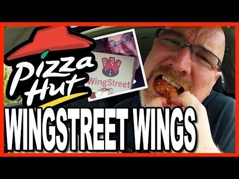 Pizza Hut ★ WingStreet Wings ★ Honey Garlic Vs Honey BBQ Review
