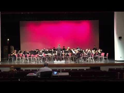 Freedom's Light — Highland Lakes Eighth Grade Band
