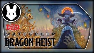 D&D Waterdeep: Dragon Heist #2 Trollolol