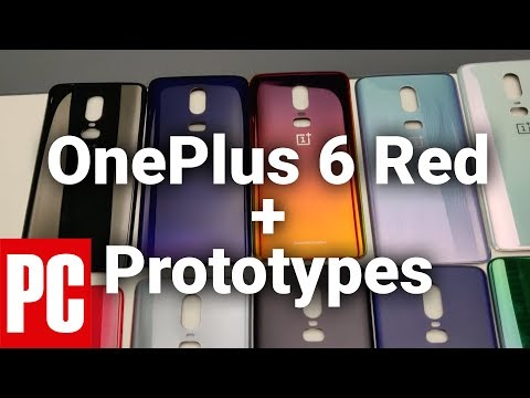 Check Out the Red OnePlus 6 and OnePlus Prototypes