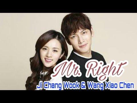 """""""MR. RIGHT"""" Drama China Ji Chang Wook, Wang Xiao Chen, SINOPSIS"""