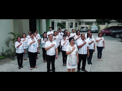 Olongapo City's Official LUPANG HINIRANG Video