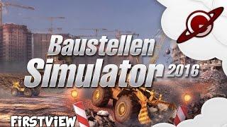 Construction Machines Simulator 2016    Firstview - CONSTRUIRE OU DETRUIRE? [FR ᴴᴰ]