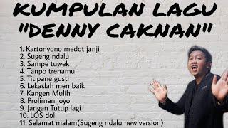 Kumpulan Lagu Denny Caknan Full Album Lagu Dangdut Jawa Viral 2020 MP3