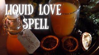 Liquid Love Spell  Spiced Apple Liqueur  Kitchen Witch Recipe  #21daystilyule  Day 10