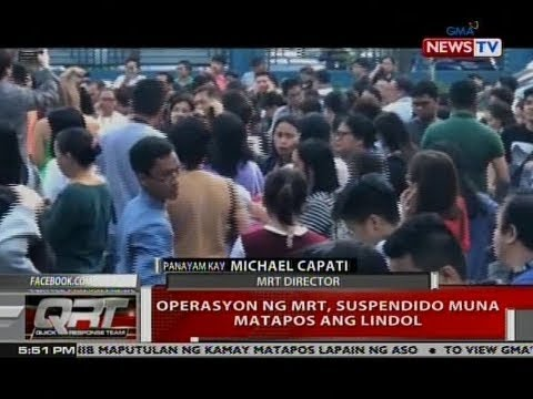 QRT: Panayam kay Michael Capati, MRT director