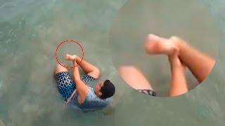 Самые нелепые и страшные прыжки в воду / Silly jumping in the water