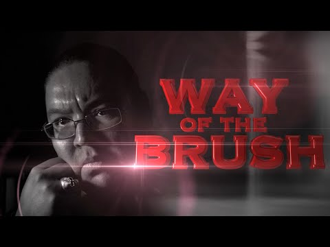 Way of the Brush Conversation ep8   Johnny Wraith