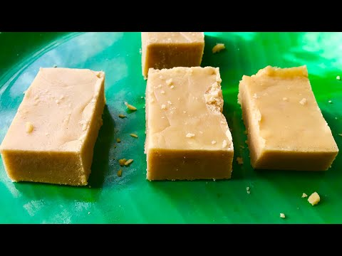 Ghee Mysore pak recipe melt in mouth Mysore pak recipe Diwali recipes