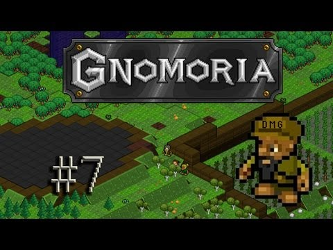 Let's play Gnomoria #7 - Our first Gnomads