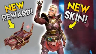 NEW Wraith SKIN & Rank REWARDS Best Apex Legends Funny Moments and Gameplay Ep 175