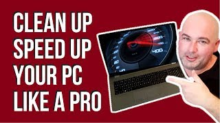 CLEAN UP & SPEED UP YOUR PC LIKE A PRO || A Technician's Guide
