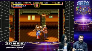 SEGA LIVE! Retro Hour with Genesis Classics Collection I May 25, 2018