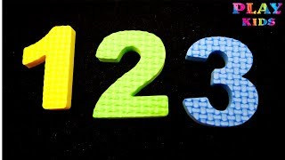 Learn to count with Puzzle 0 to 9 | Counting numbers | Learn 0 to 9 numbers for kids | Play kids