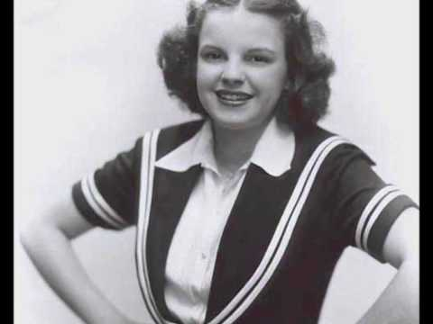 Judy Garland...Broadway Rhythm (1935 Radio)