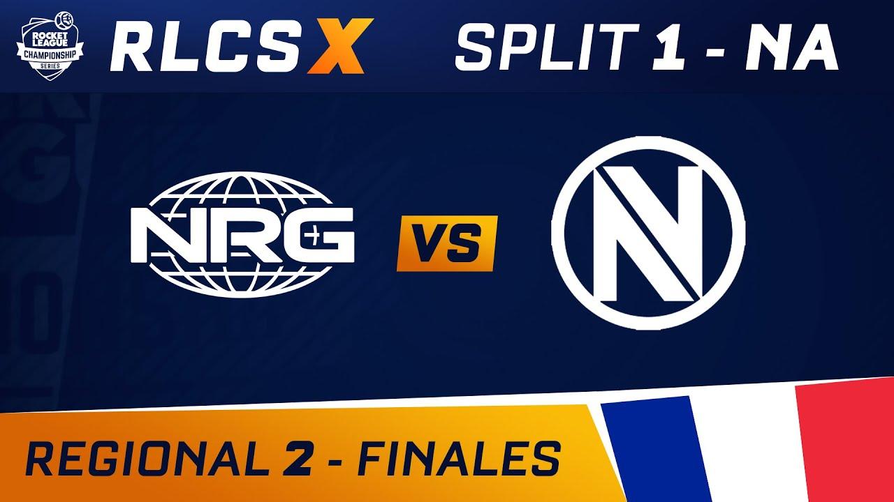 NRG vs Envy - RLCS X - FINALE - NA Regional 2
