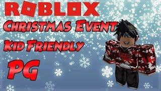 ROBLOX CHRISTMAS EVENT AT NIGHT! Roblox Live Stream #50
