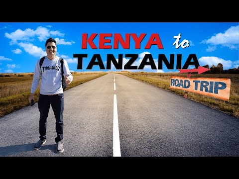Wonderful Bus Journey Kenya to Tanzania (Mombasa to Dar es Salaam)