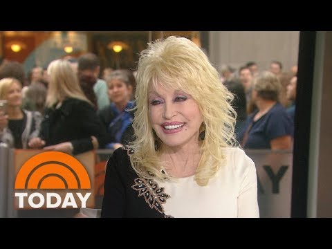 Dolly Parton Talks About Her New Children's Album 'I Believe In You' And Bullying | TODAY
