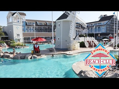 The Yacht & Beach Club Resort at Walt Disney World